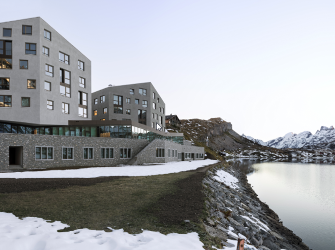 Zoom: Melchsee Apartments